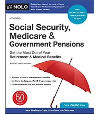 Social Security, Medicare and Government Pensions 26th Edition