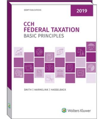 CCH FEDERAL TAXATION 2019