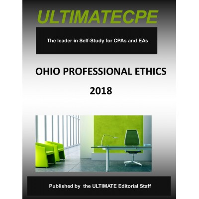 Ohio Professional Ethics 2018