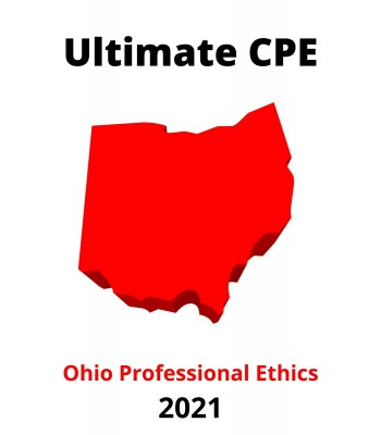 Ohio Professional Ethics 2021