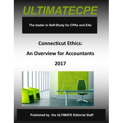 Connecticut Ethics: An Overview for Accountants