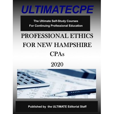 Professional Ethics for New Hampshire CPAs 2020