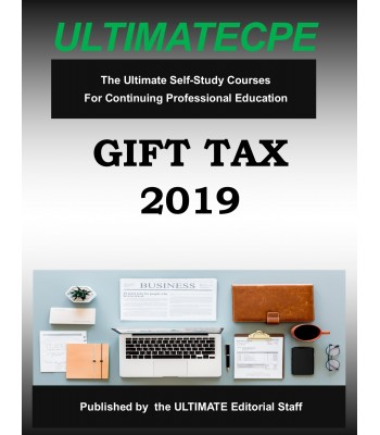 Gift Tax 2019