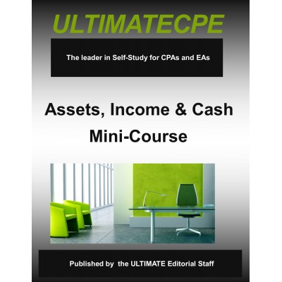 Assets, Income & Cash Mini-Course