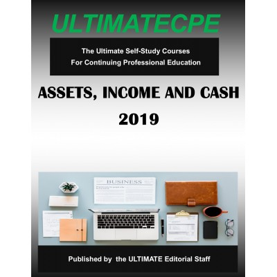 Assets, Income and Cash 2019