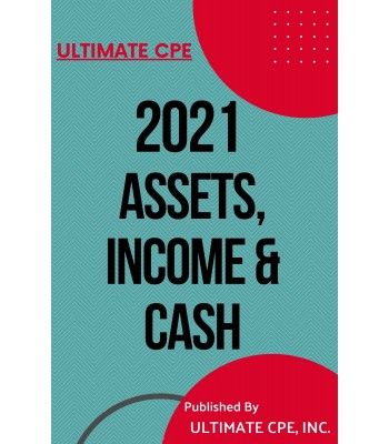Assets, Income and Cash 2021