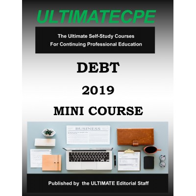 Debt 2019 Mini Course