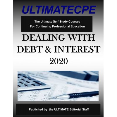 Dealing With Debt and Interest 2020