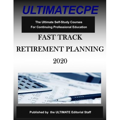 Fast Track Retirement Planning 2020