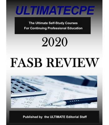 2020 FASB Review