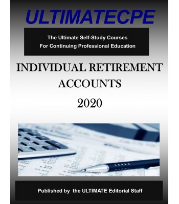 Individual Retirement Accounts 2020 Mini Course