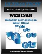 Nonattest Services for an Attest Client