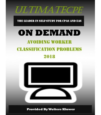 Avoiding Worker Classification Problems