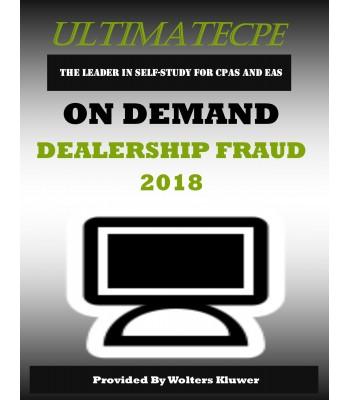 Dealership Fraud