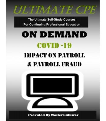 COVID-19 Impact on Payroll and Payroll Fraud