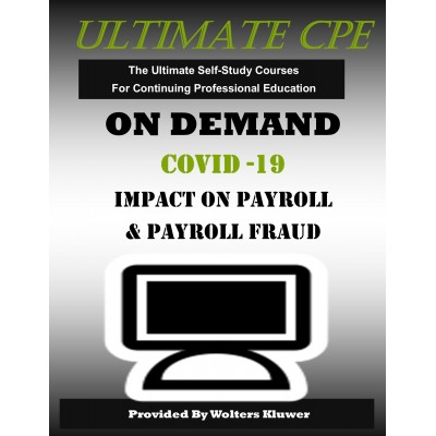 COVID-19 Impact on Payroll and Payroll Fraud