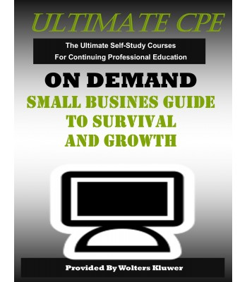 Small Business Guide to Survival and Growth