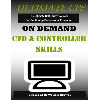 CFO and Controller Skills