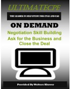 Negotiation Skill Building Ask for the Business and Close the Deal