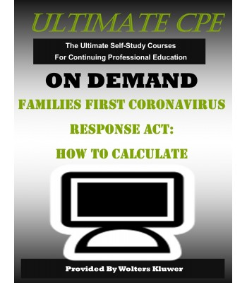 Families First Coronavirus Response Act: How to Calculate Tax Credits