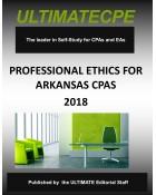 Professional Ethics for Arkansas CPAs-2018