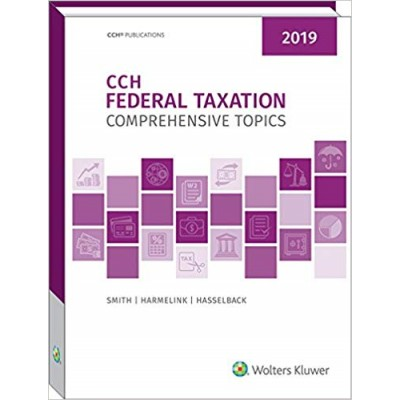 CCH FEDERAL TAXATION 2019