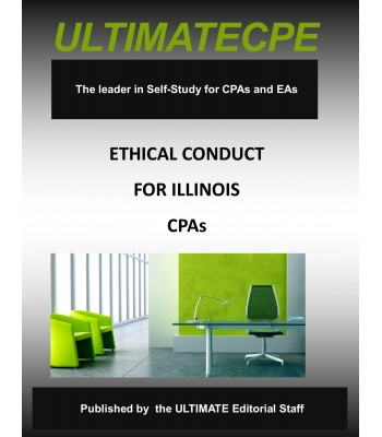 Ethical Conduct for Illinois CPAs 2018