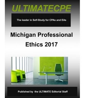 Michigan Professional Ethics 2017