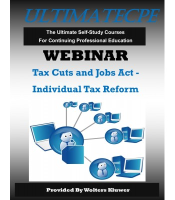 Tax Cuts and Jobs Act - Individual Tax Reform
