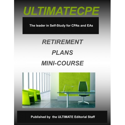 Retirement Plans Mini-Course