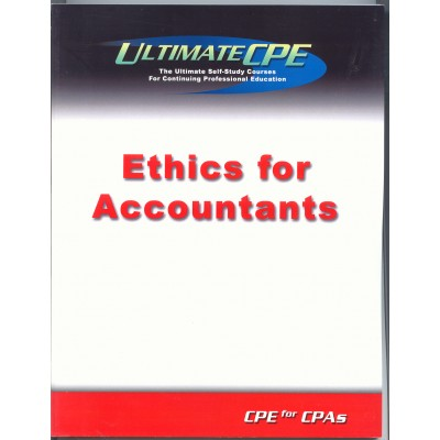 Ethics: An Overview for Accountants 2017