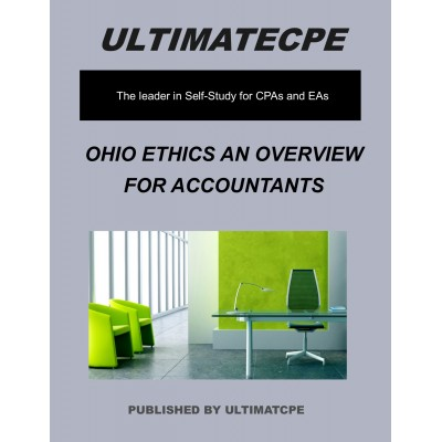 Ohio Ethics: An Overview for Accountants 2017